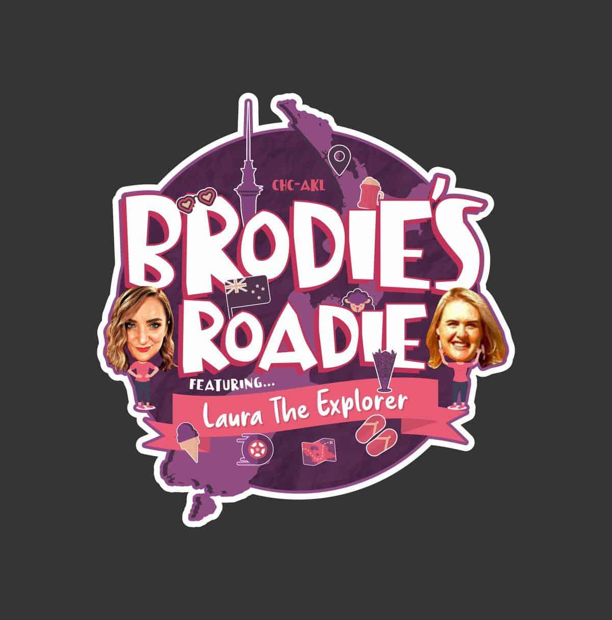 Brodie's Roadie Logo