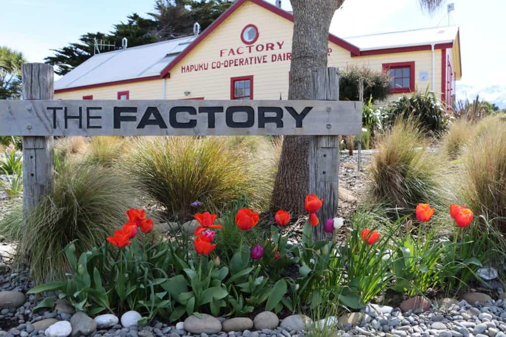 The Factory, Kaikoura