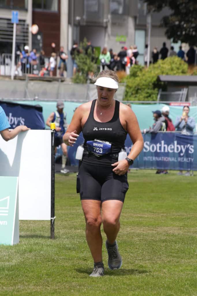 Brodie Kane Queenstown Marathon